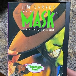 Other - The mask dvd